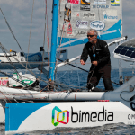 Record de la traversée de la Méditerranée 2011