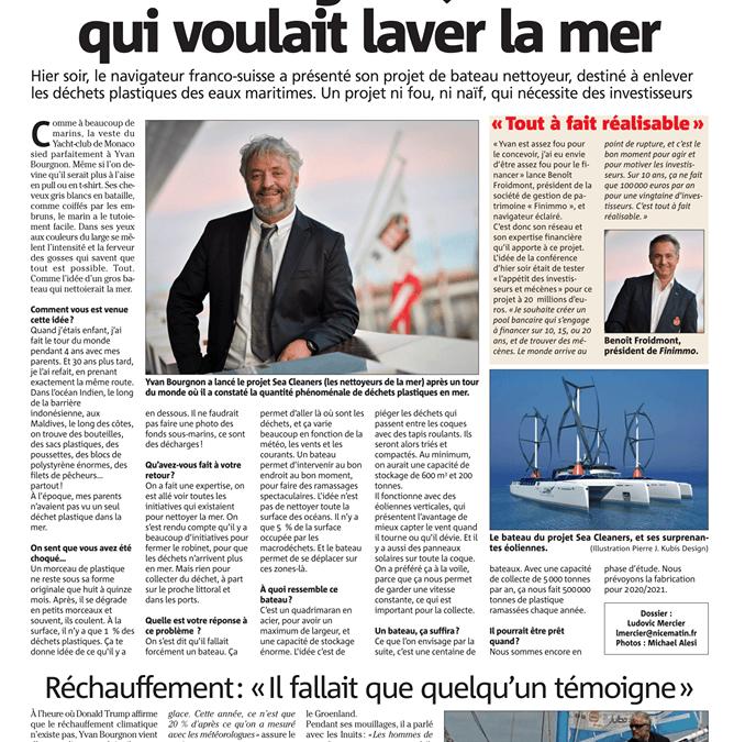 Article de Presse Monaco Environnement