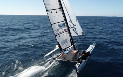 Yvan & Mathis parés pour un nouveau record du monde : la traversée de la Manche !