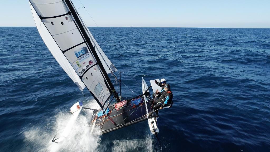 Un nouveau record du monde pour Yvan & Mathis Bourgnon !