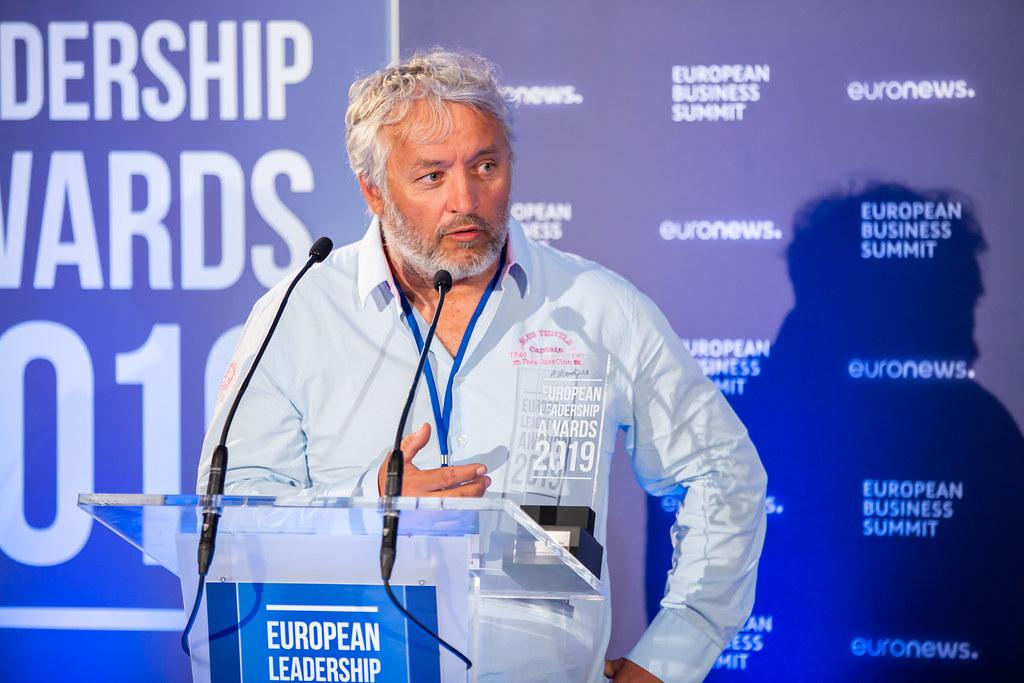 Euronews Yvan Bourgnon