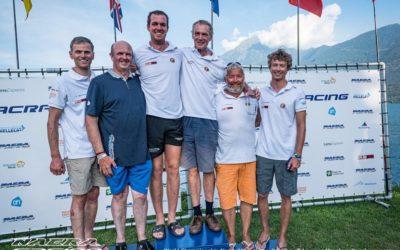 Le Team Bourgnon sur le podium du Championnat du Monde !