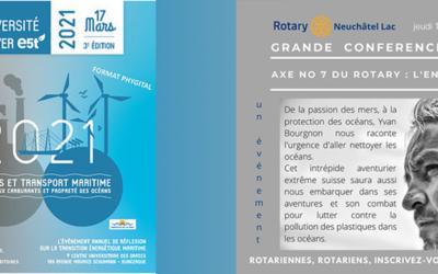 Webinaire : E5T Dunkerque et Rotary de Neuchâtel Lac