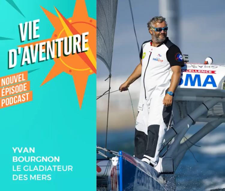 [Podcast] « Vie d'Aventure » Yvan est au micro de Denis Brogniart