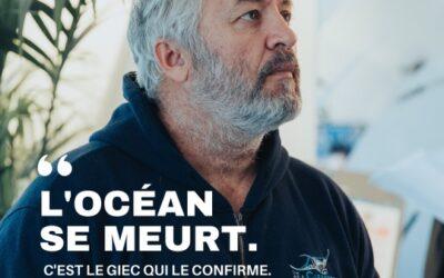 l'océan se meurt, c'est le GIEC qui le confirme.