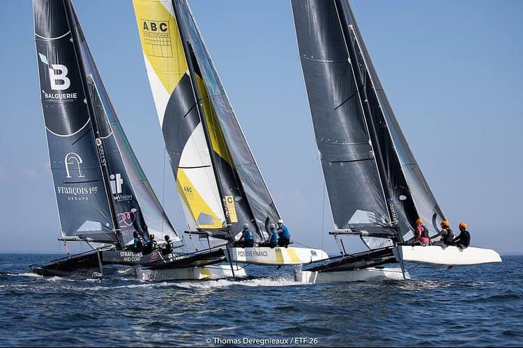 ⛵️ Grand Prix Atlantique ETF 26 de Pornichet